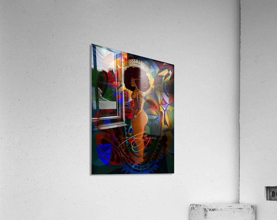 Queen  Acrylic Print