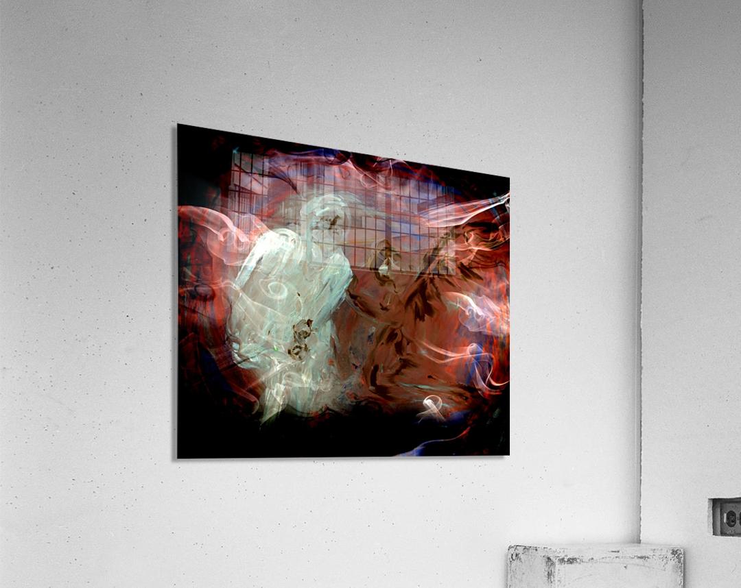 Bens Angel 10  Acrylic Print