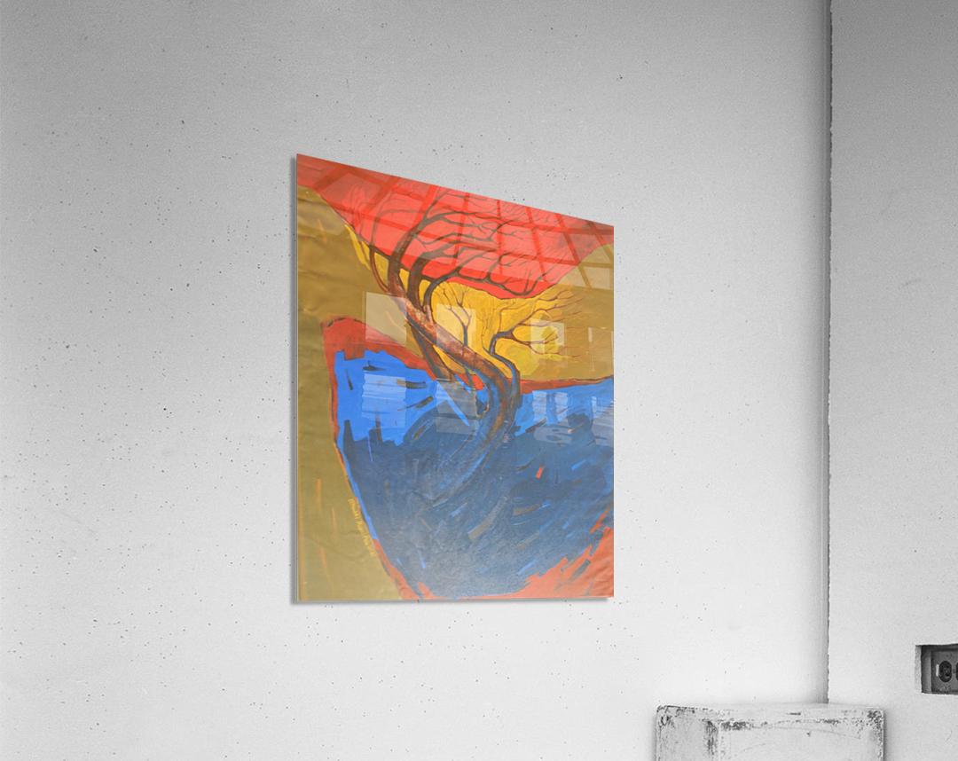 10  Acrylic Print