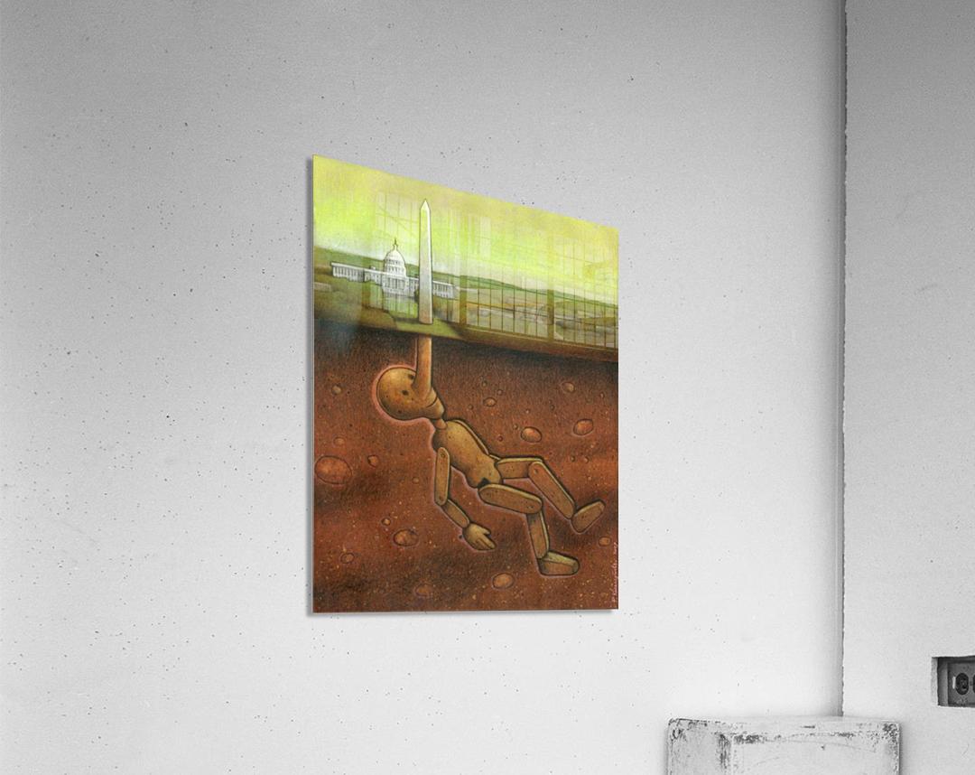 Pawel Kuczynski 25  Acrylic Print