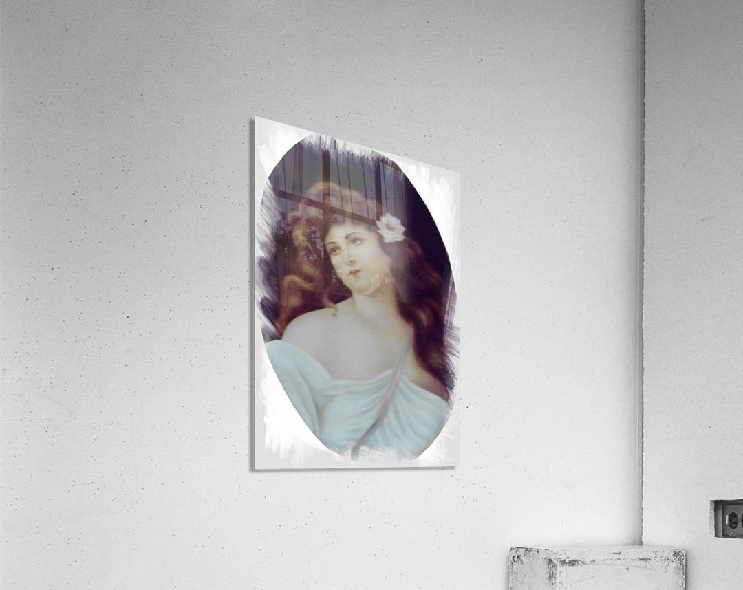 Titian Beauty  Impression acrylique