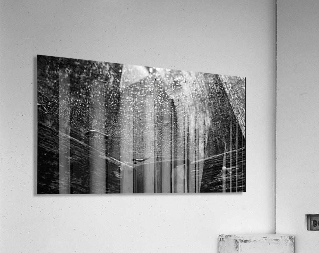 Web of Pearls  Acrylic Print