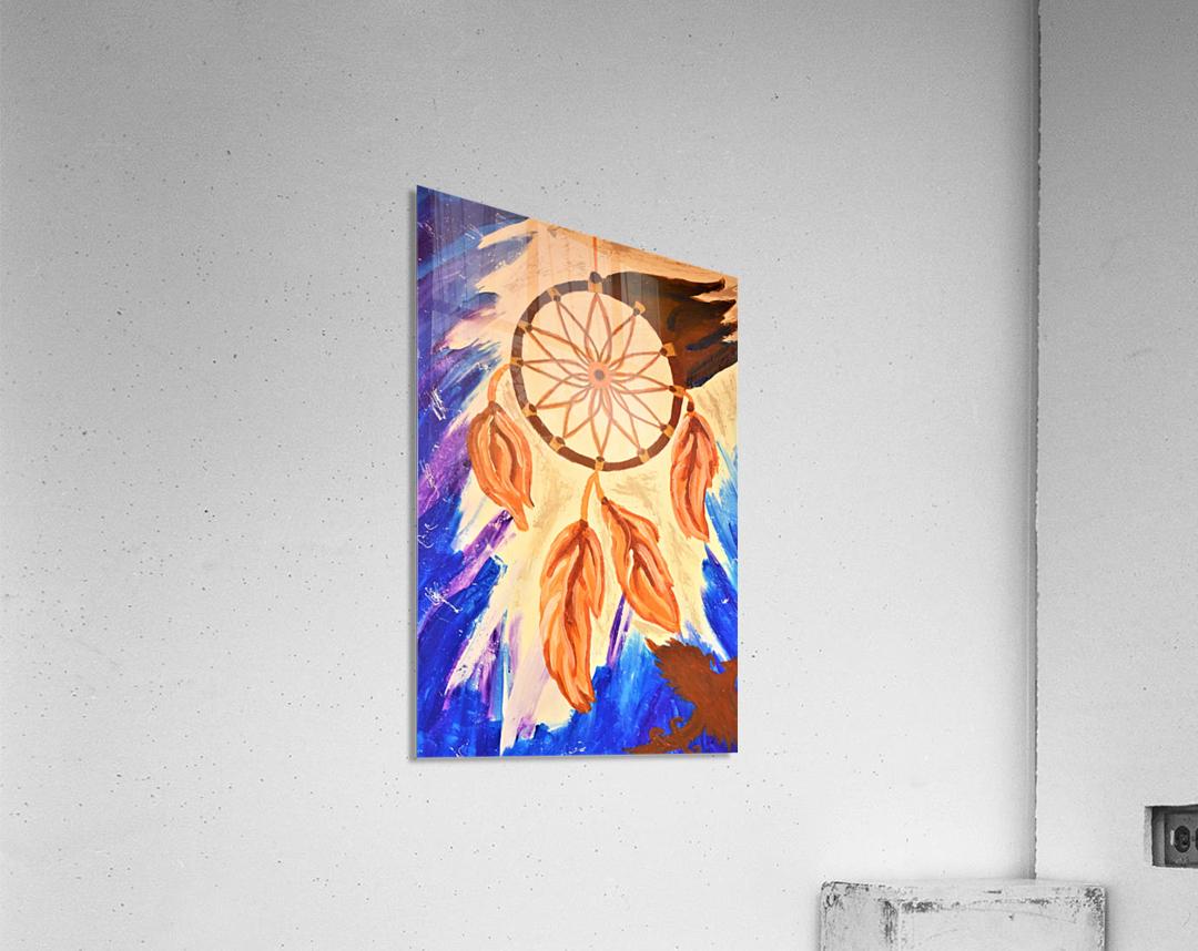 Dreamcatcher.Glenn N  Acrylic Print