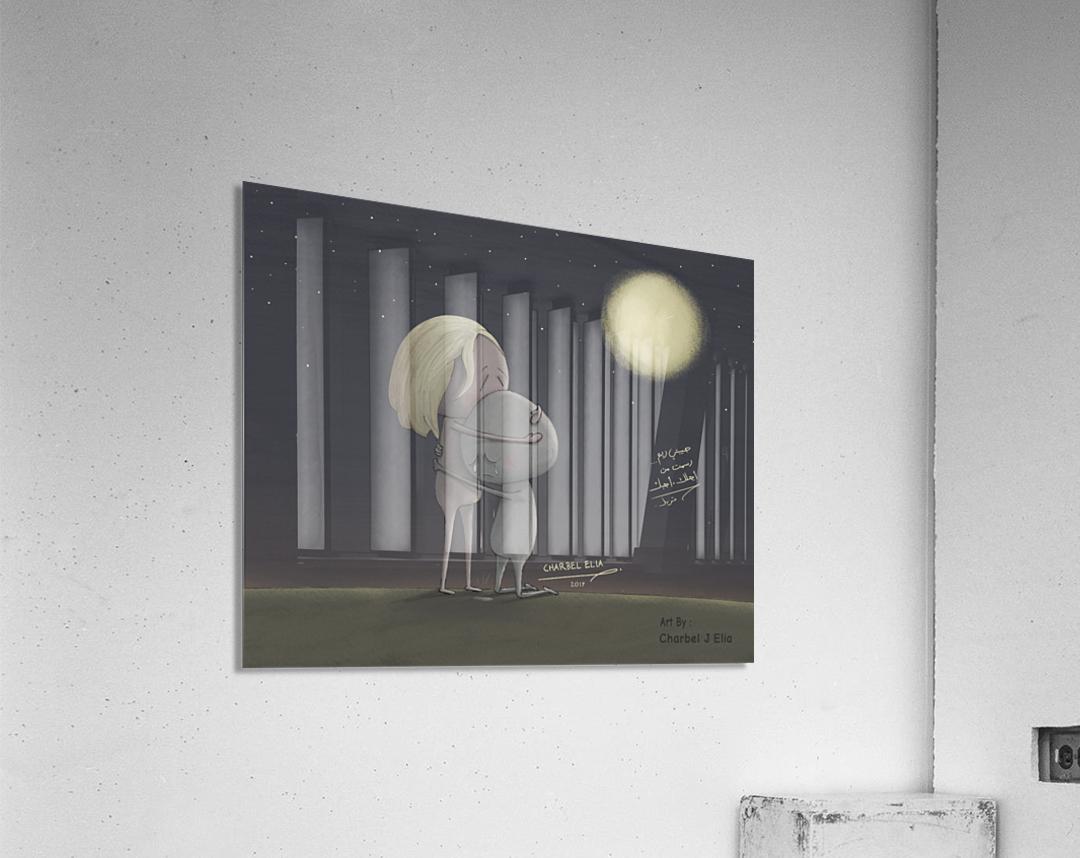 Charbel Elia  Acrylic Print