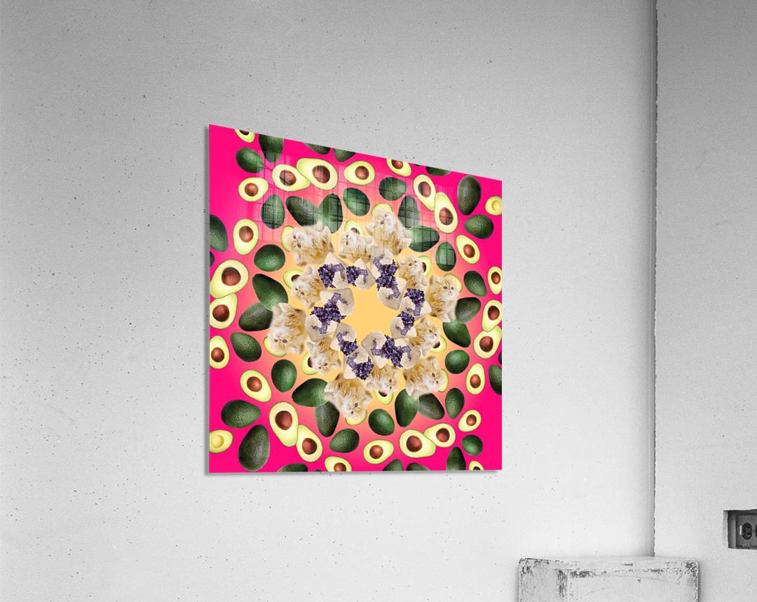 Thats one AVO KiTTY -   Impression acrylique