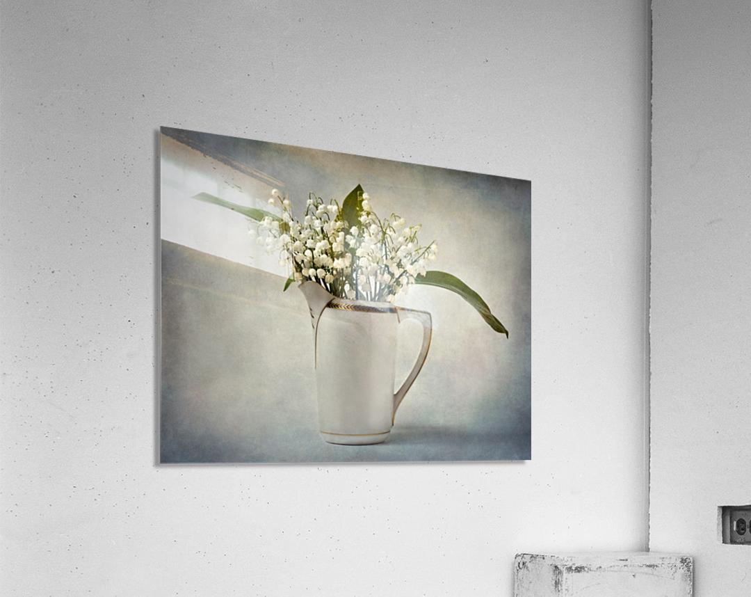 White  Acrylic Print