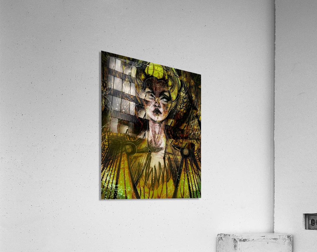 LA REVANCHE | 1  Acrylic Print