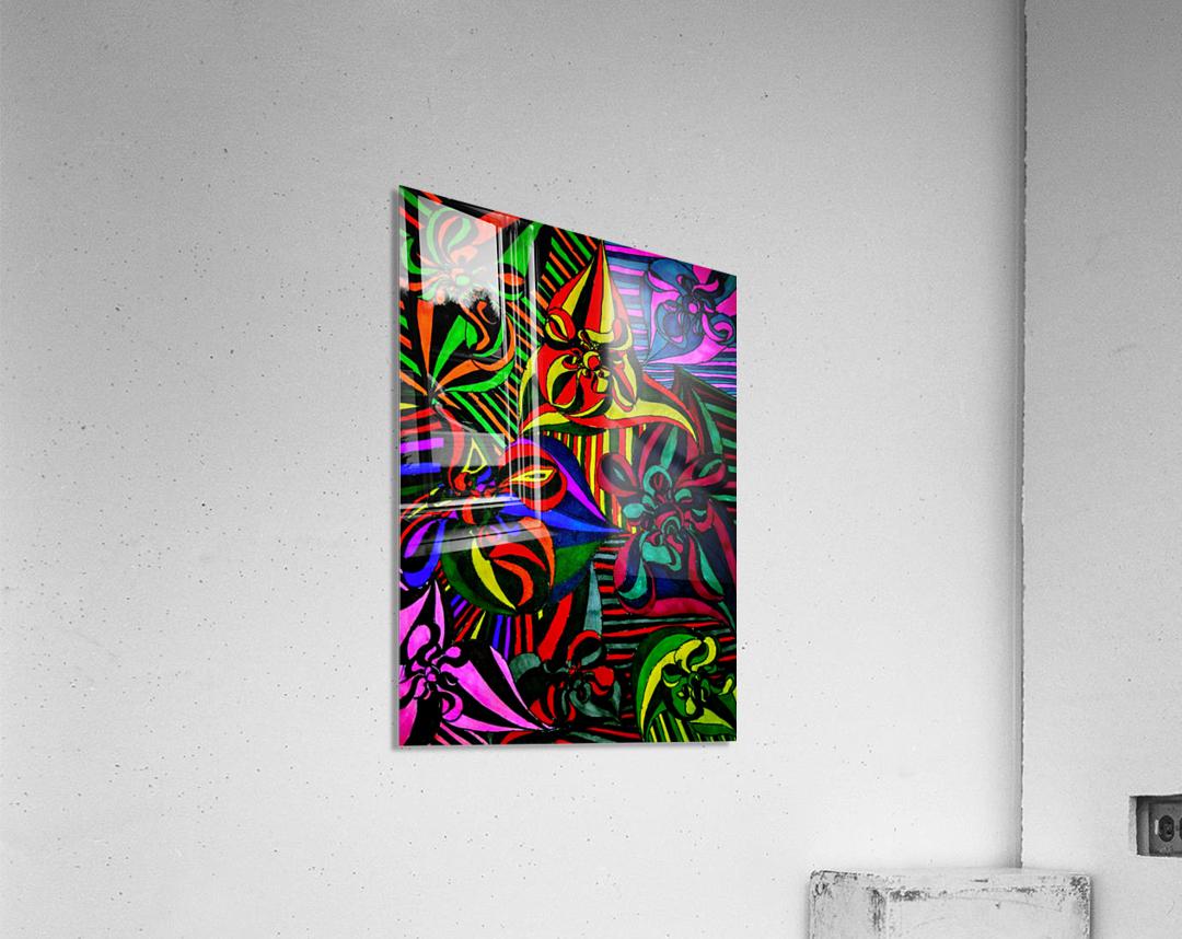 IMG_20180118_204931  Acrylic Print