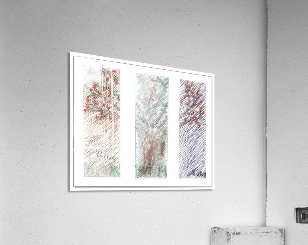 Hollie  Acrylic Print