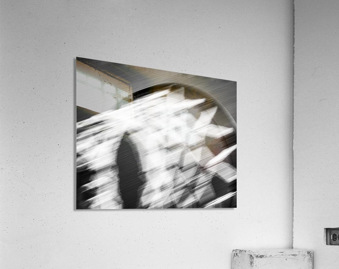 Hoop to the Sky  Acrylic Print