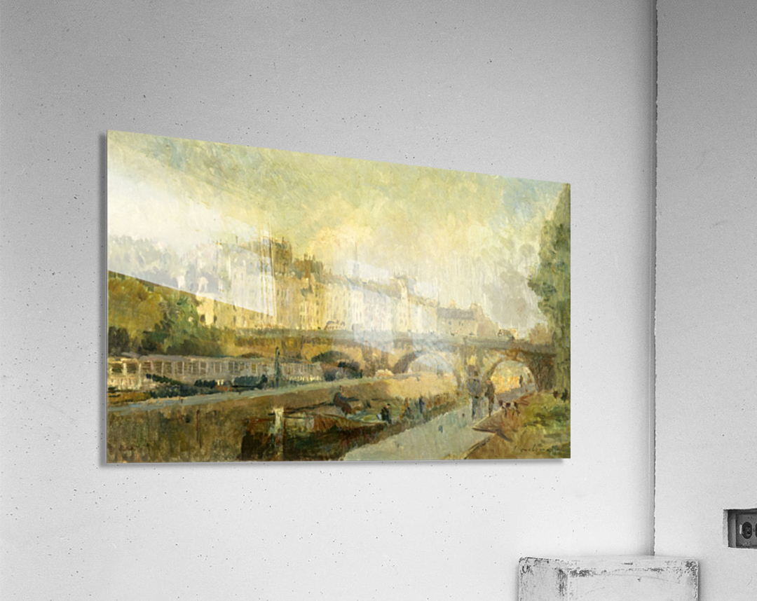 Le Pont Neuf  Acrylic Print