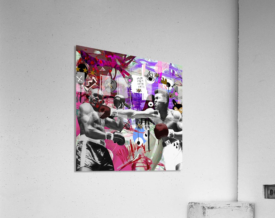 Connect  Acrylic Print