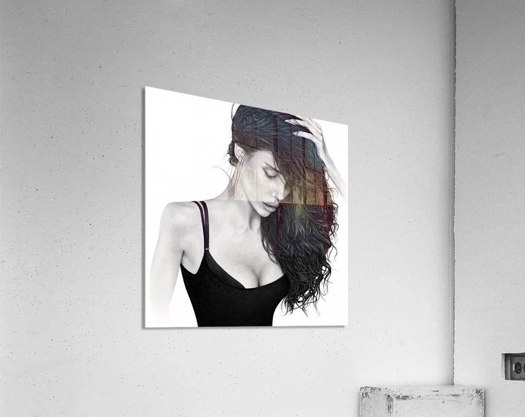 Contemplation  Acrylic Print