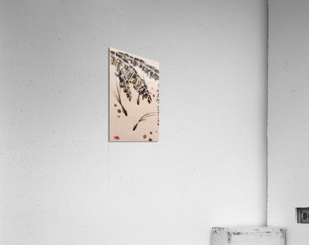 Three Little Fish  Acrylic Print