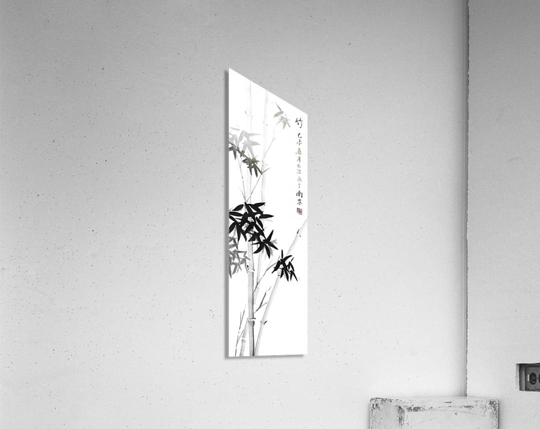 Bamboo - Chinese Style - one  Acrylic Print