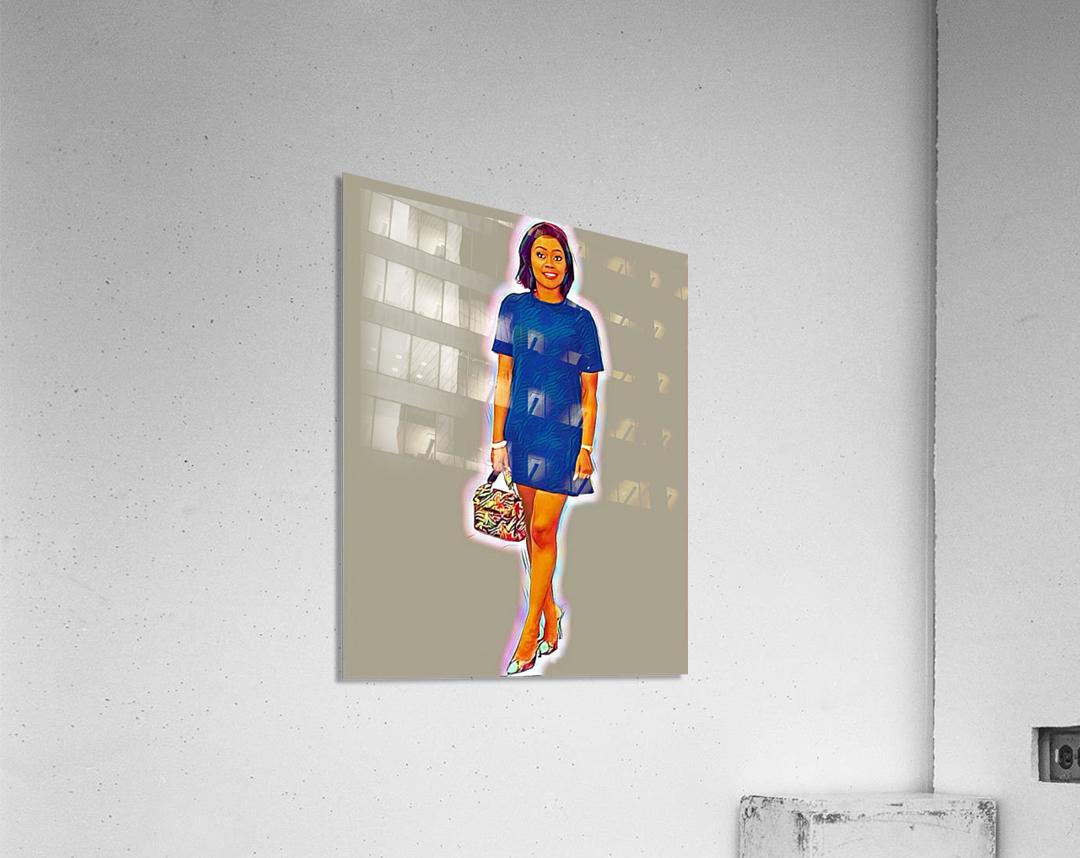 Suspense  Acrylic Print