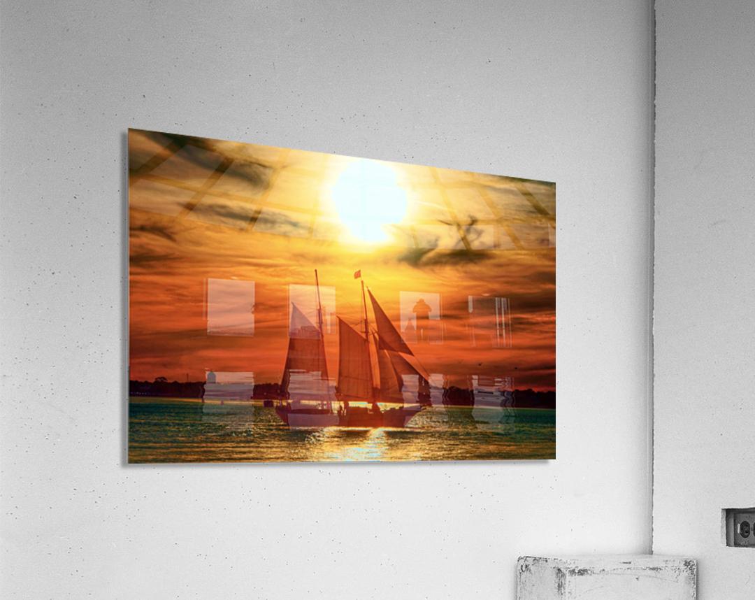 IMG_3476_7_8_tonemapped  Acrylic Print