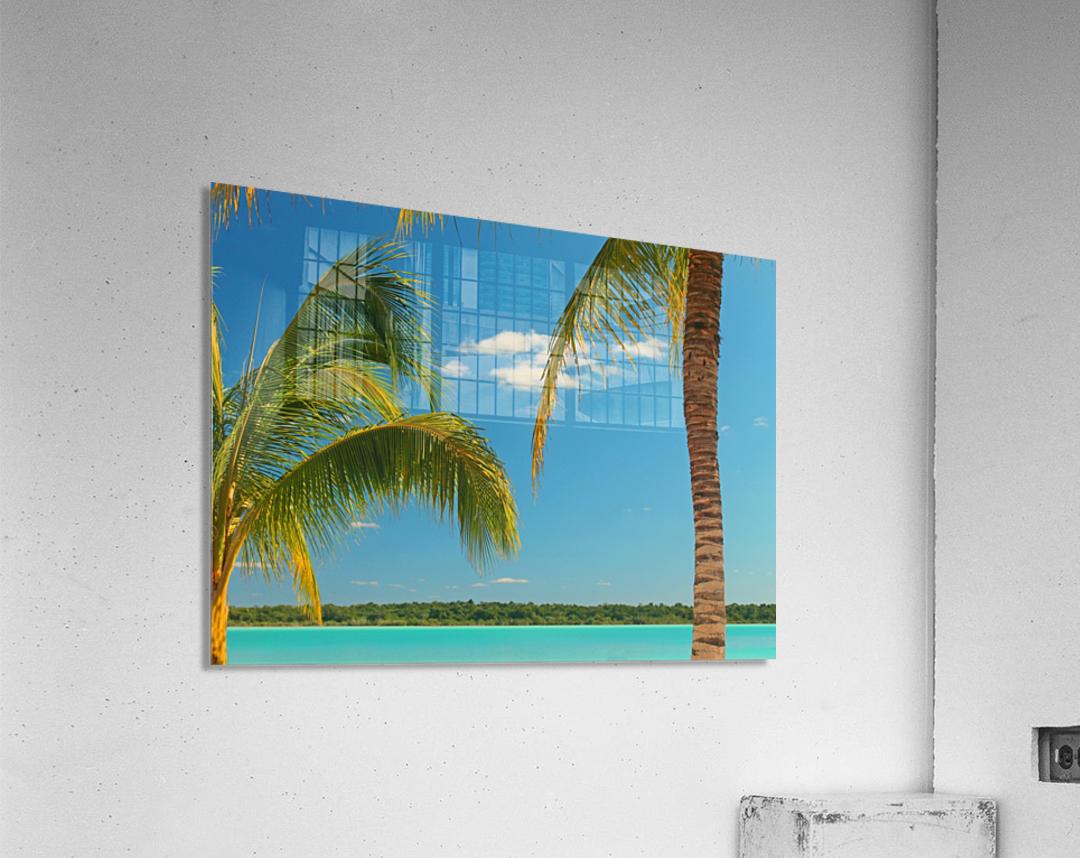 At Peace  Acrylic Print