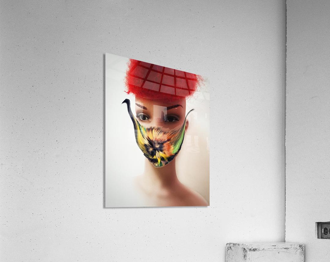 Covid 19  Acrylic Print