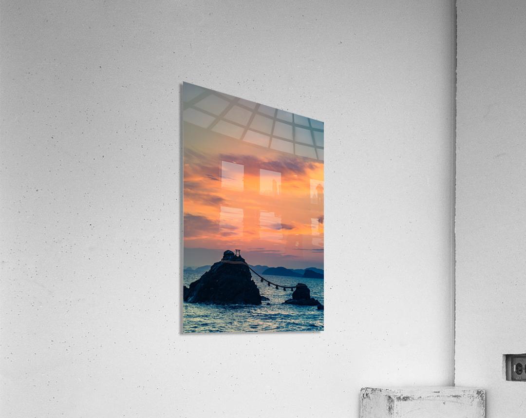 Meotoiwa  Acrylic Print
