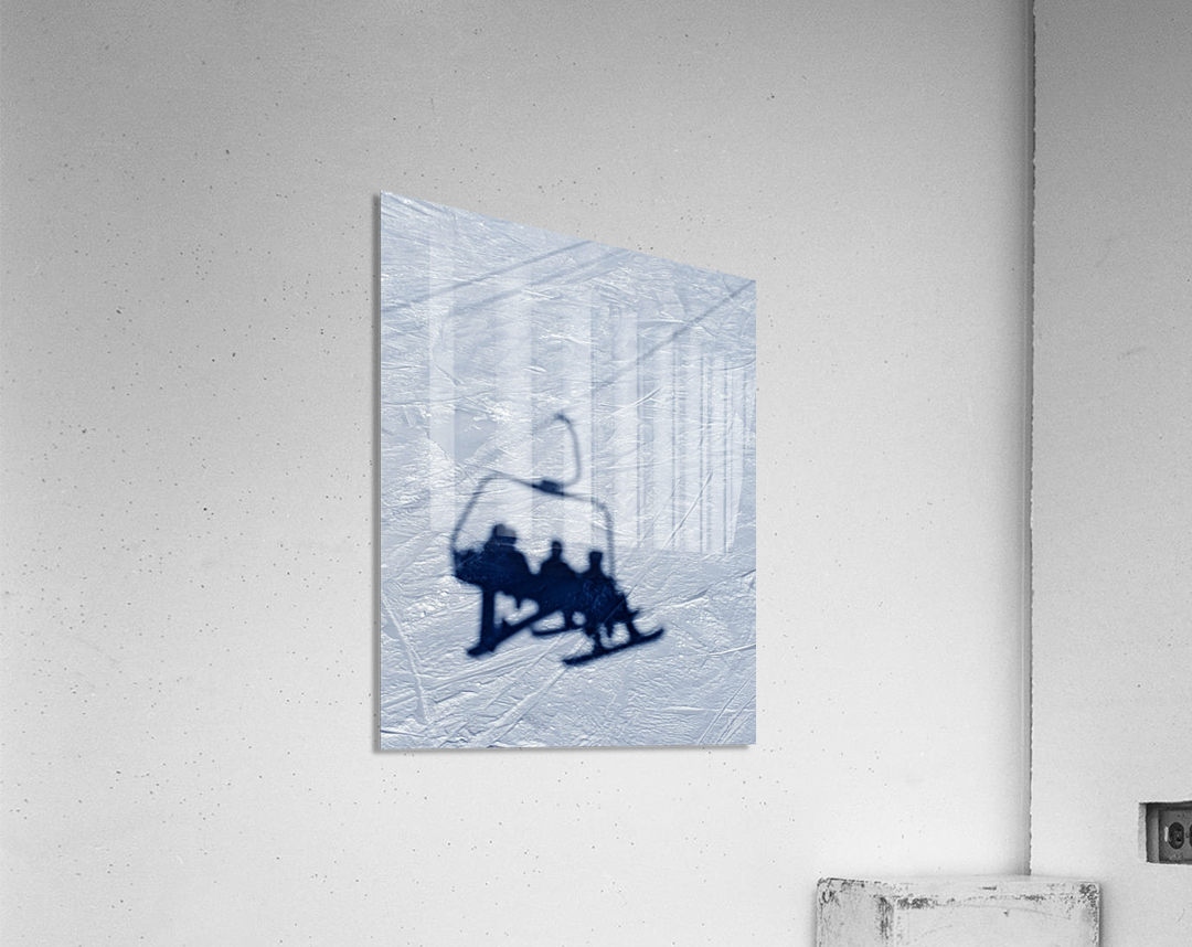 Lift chair  Acrylic Print