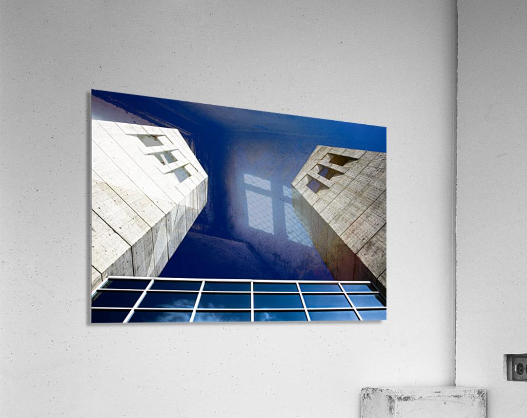 Light and Dark  Acrylic Print