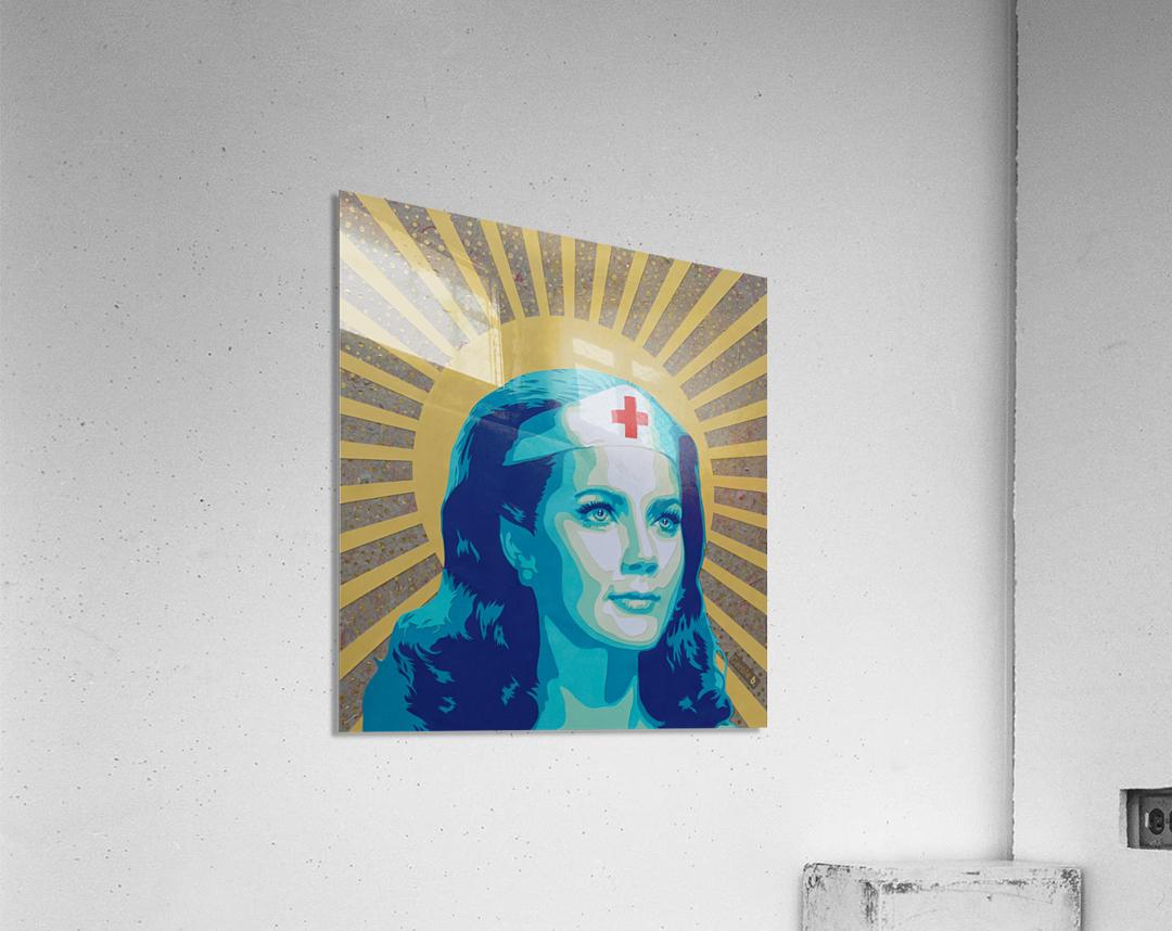 Wonder Women  Acrylic Print