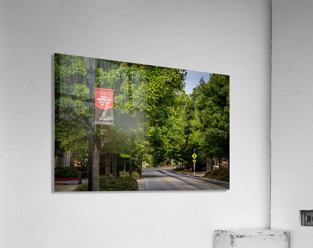 University of Georgia   Athens GA 9434  Acrylic Print
