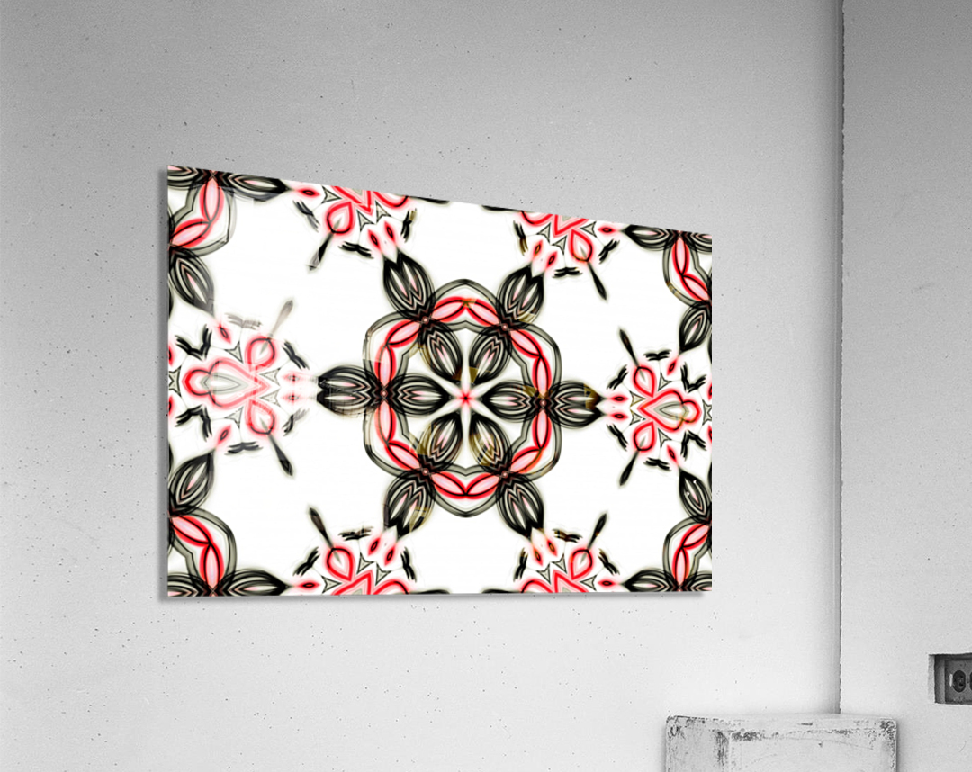Abstract art II  Acrylic Print