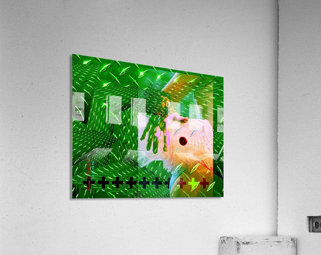 TUTU SMALL WORLD  Acrylic Print
