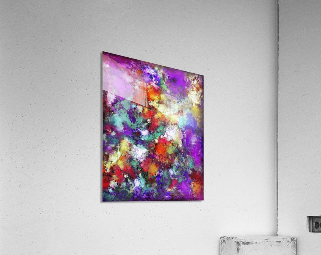 Kinetic  Acrylic Print