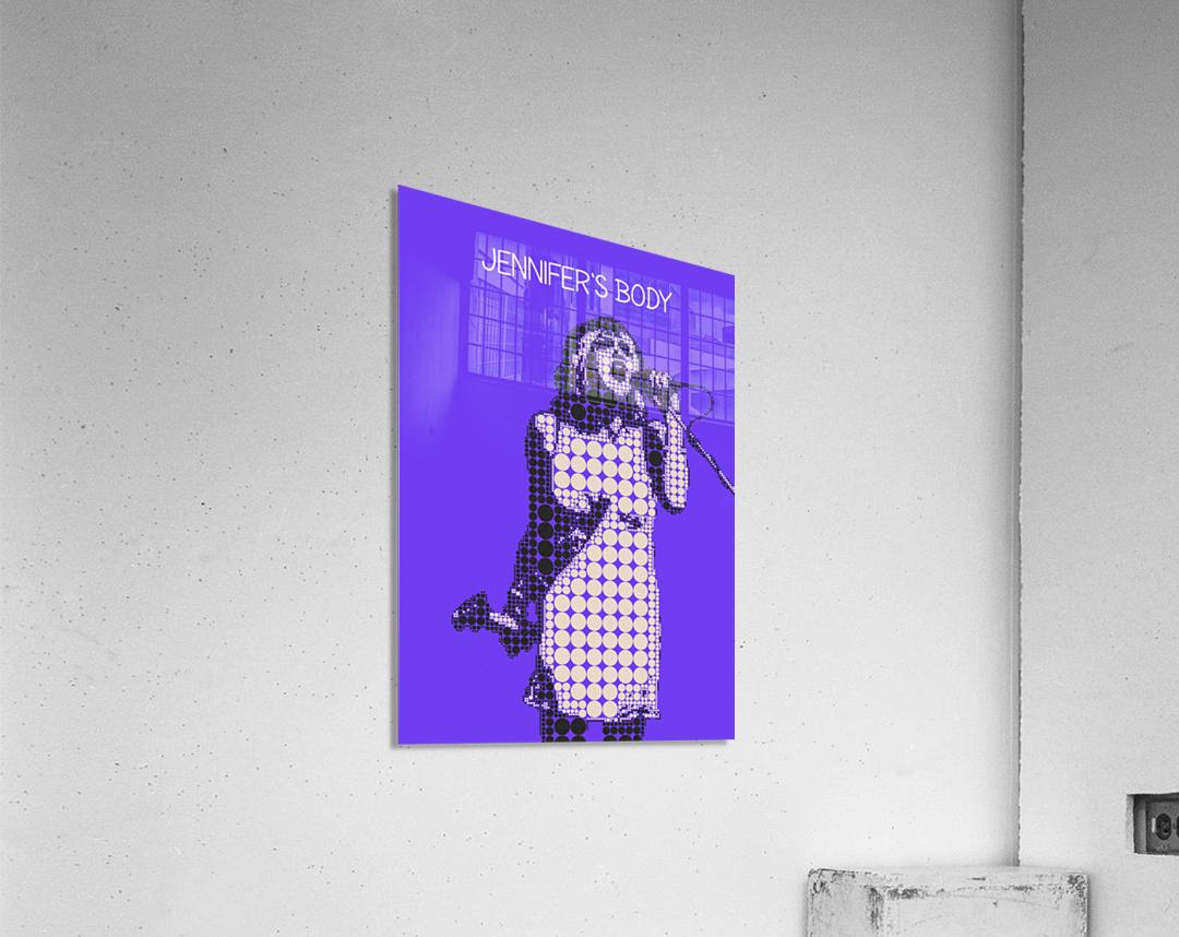 Jennifers body   Courtney Love   Hole  Acrylic Print
