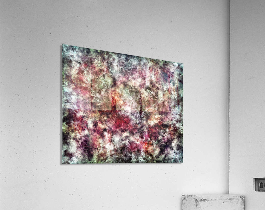 Phantom  Acrylic Print