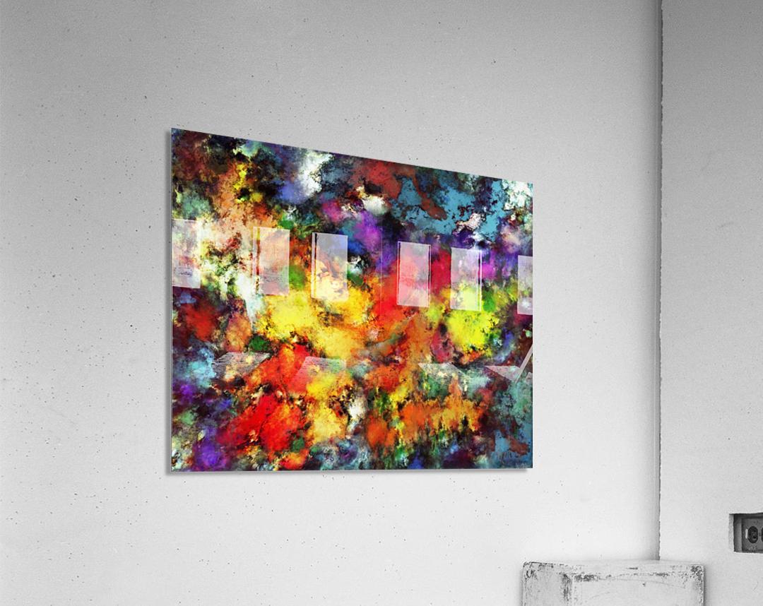 Ridge  Acrylic Print