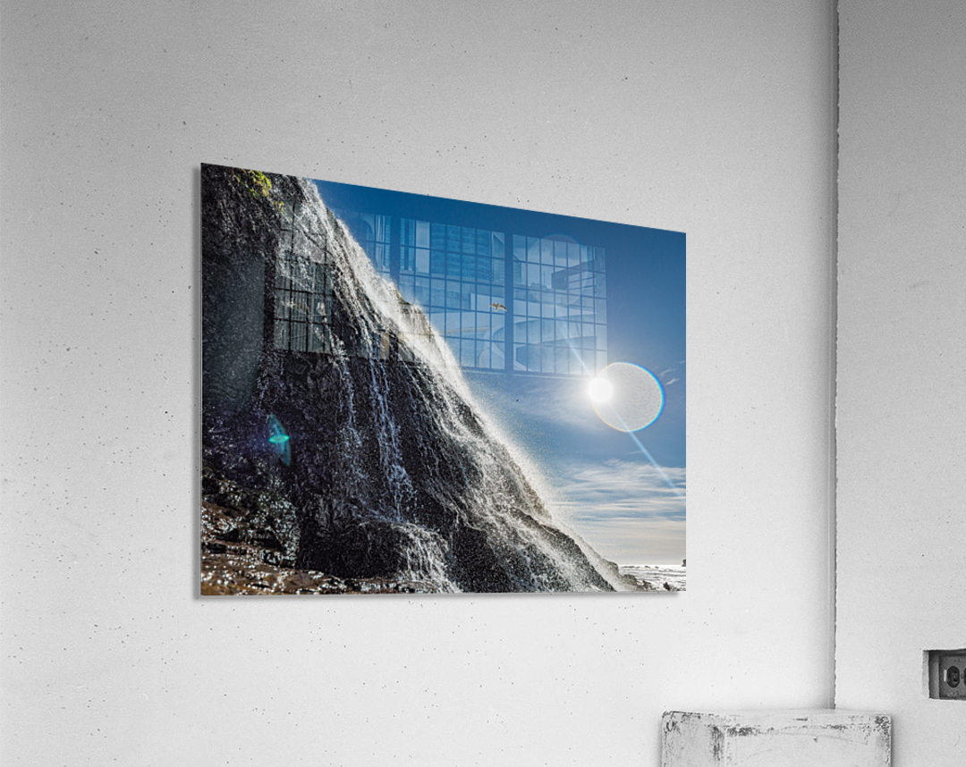 Alamere Falls  Acrylic Print