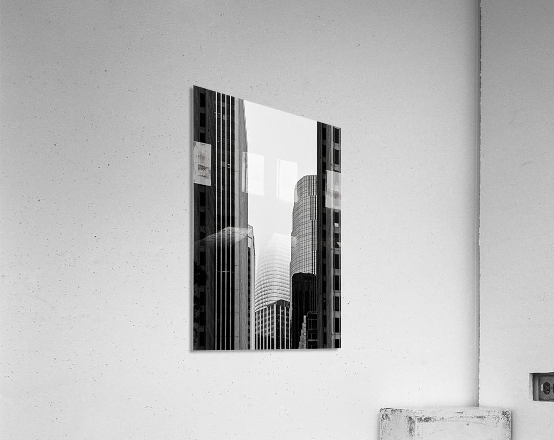 Vanishing Tower  Acrylic Print