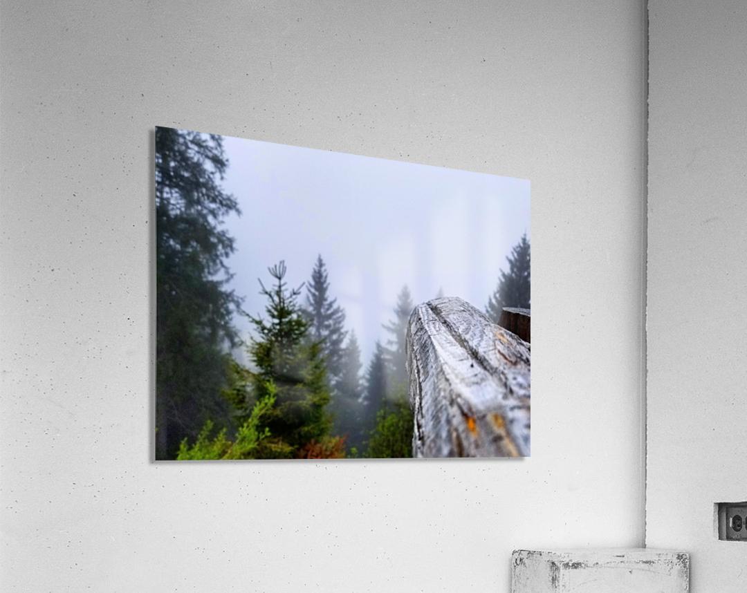 Mt Rigi  Acrylic Print