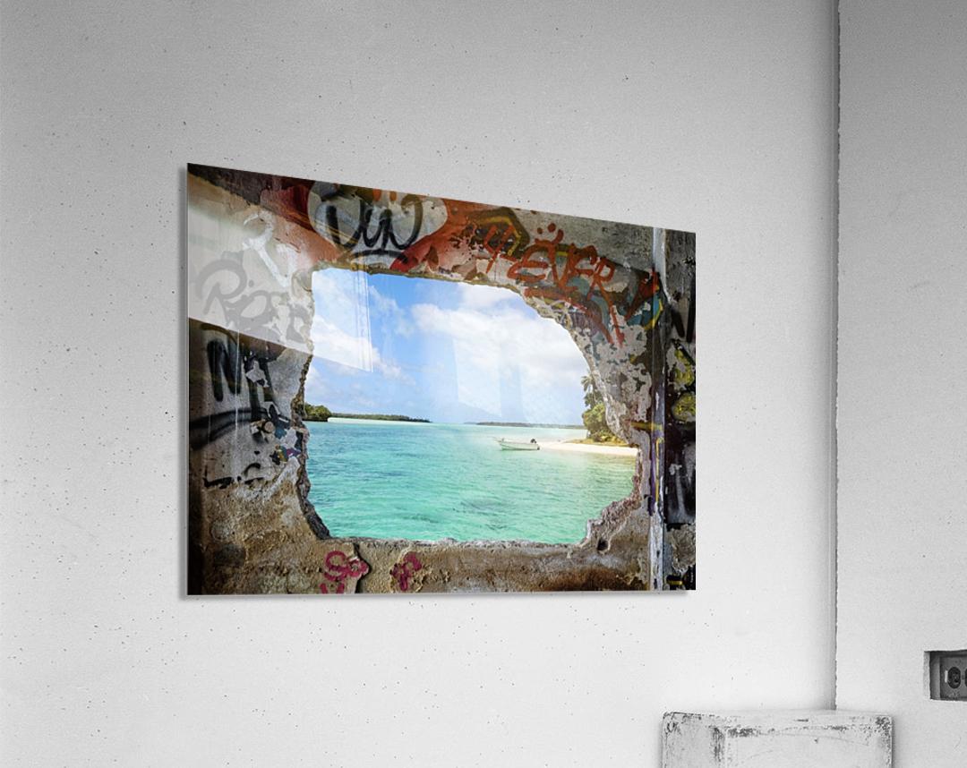 Paradise  Acrylic Print