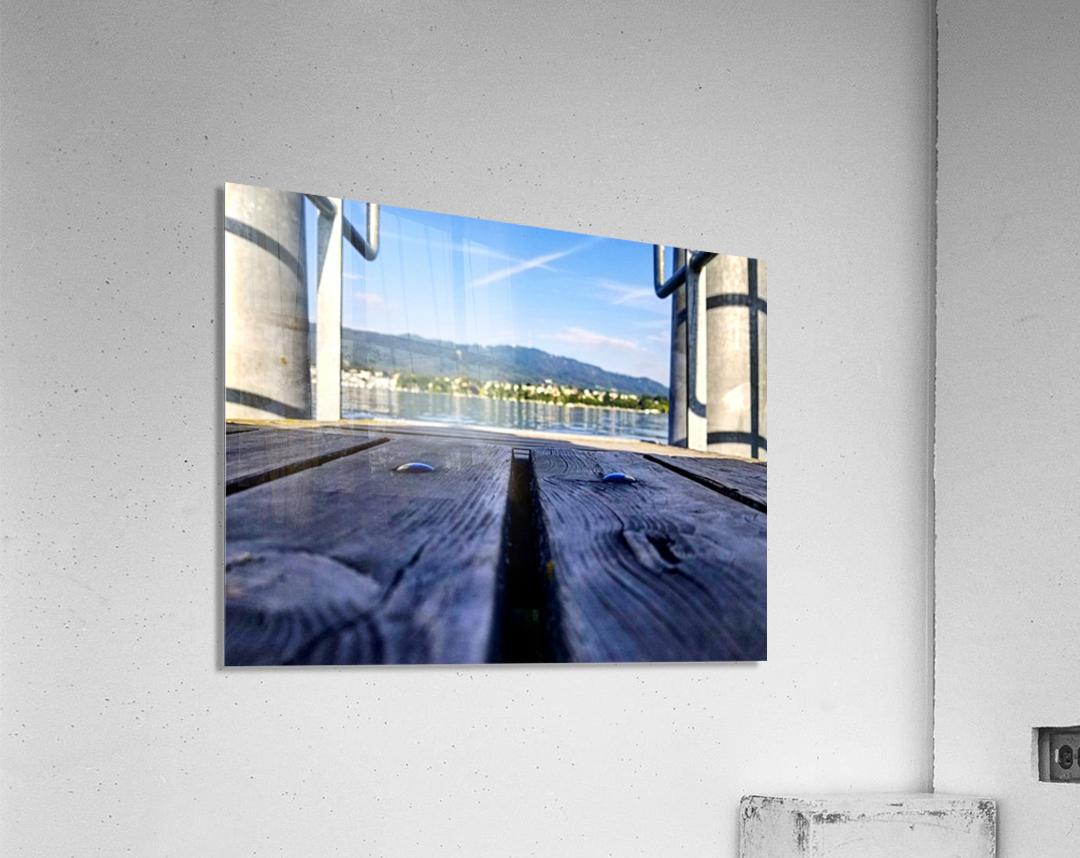Zurich   Acrylic Print