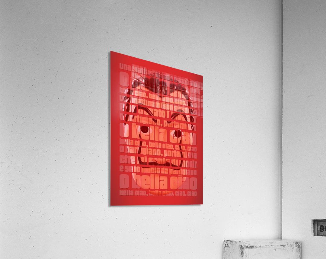Bella Ciao  Acrylic Print