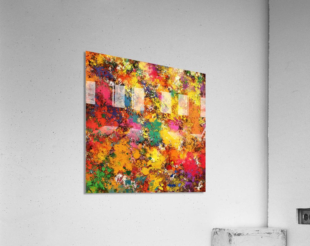 Slam  Acrylic Print