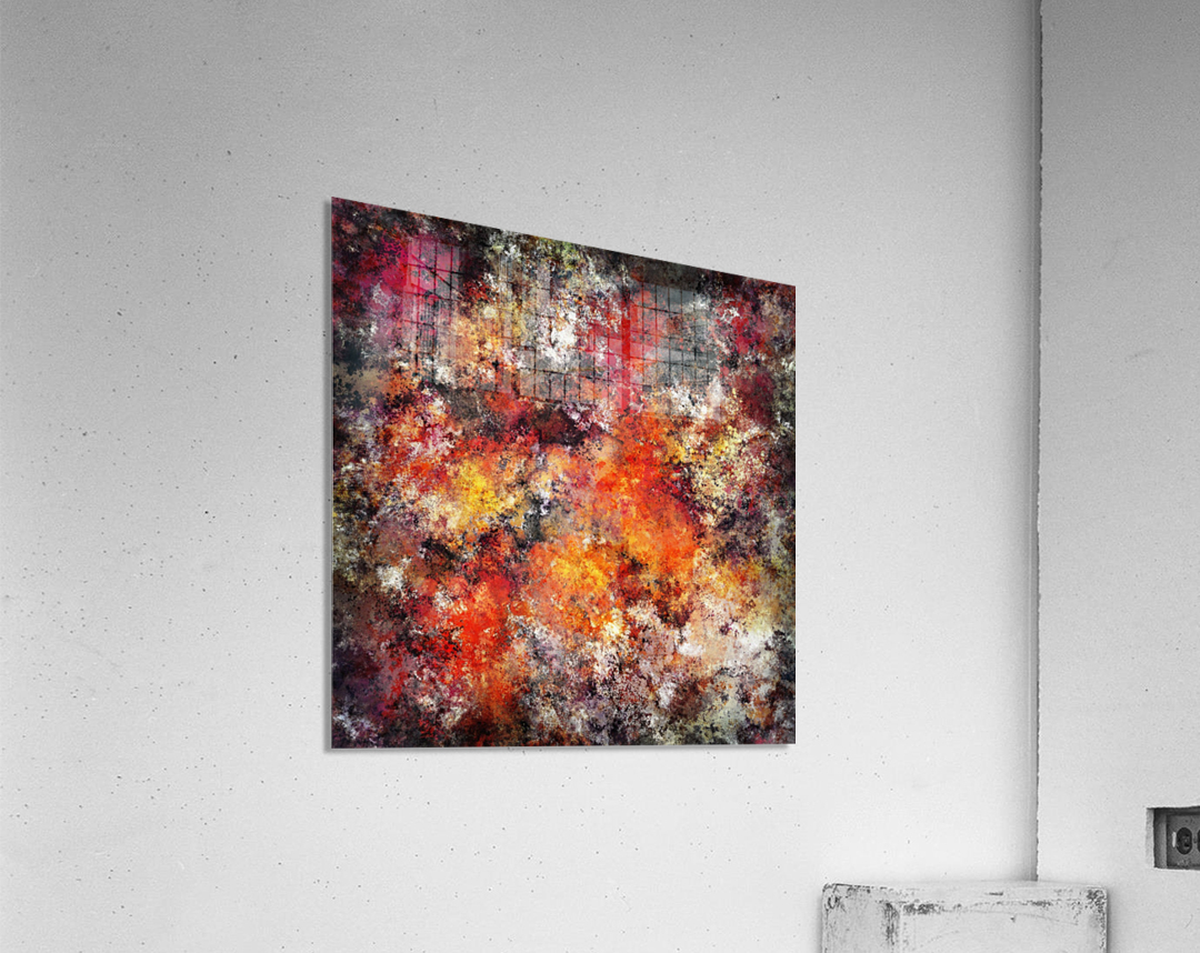 Workhorse  Acrylic Print