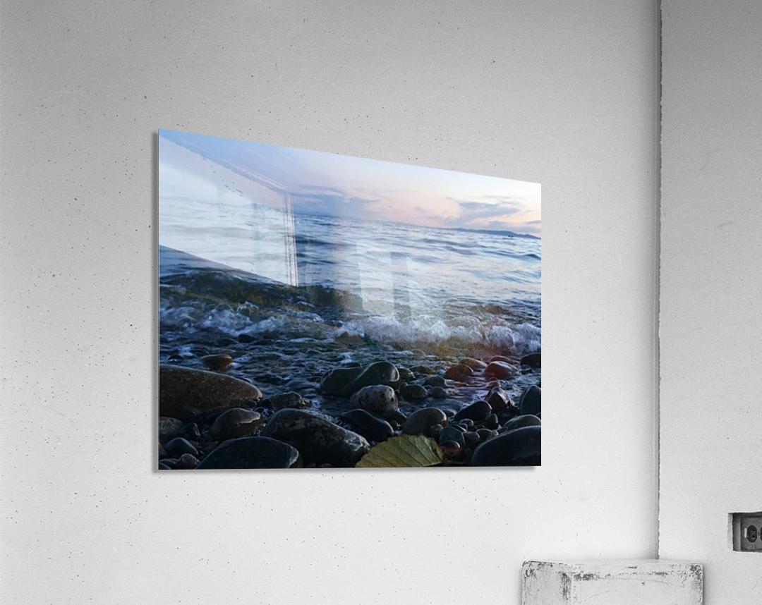 Never ending view  Impression acrylique