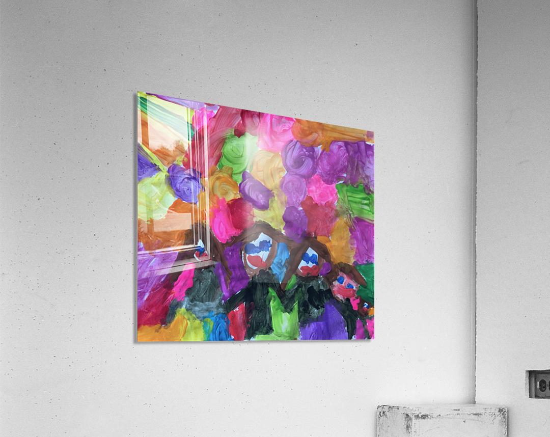 Nola family  Acrylic Print