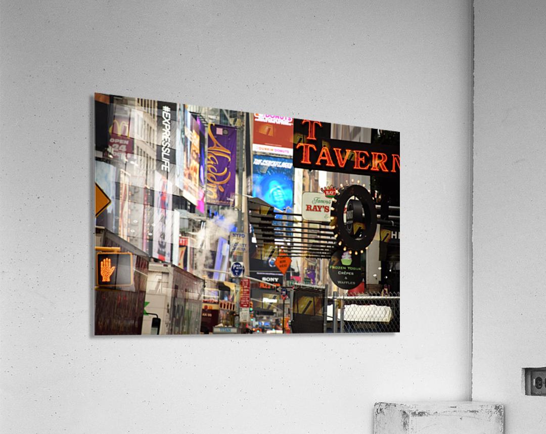 Bustle2  Acrylic Print