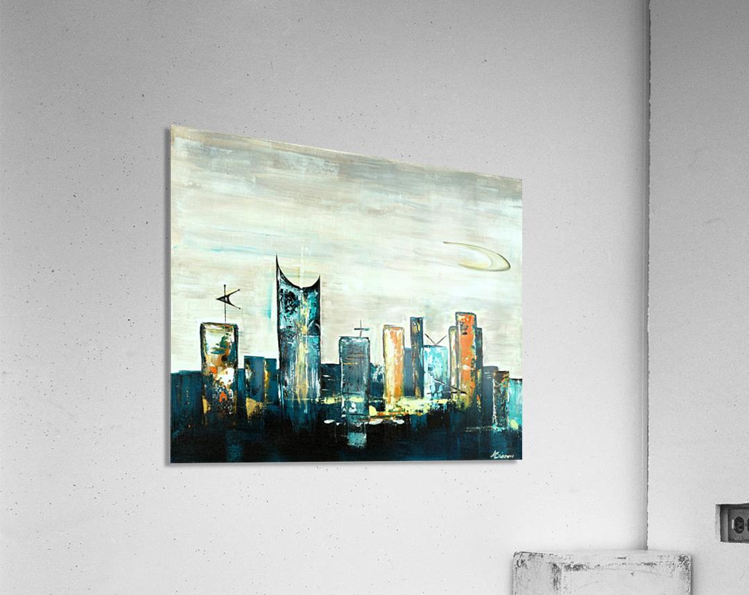 Uptown V  Acrylic Print