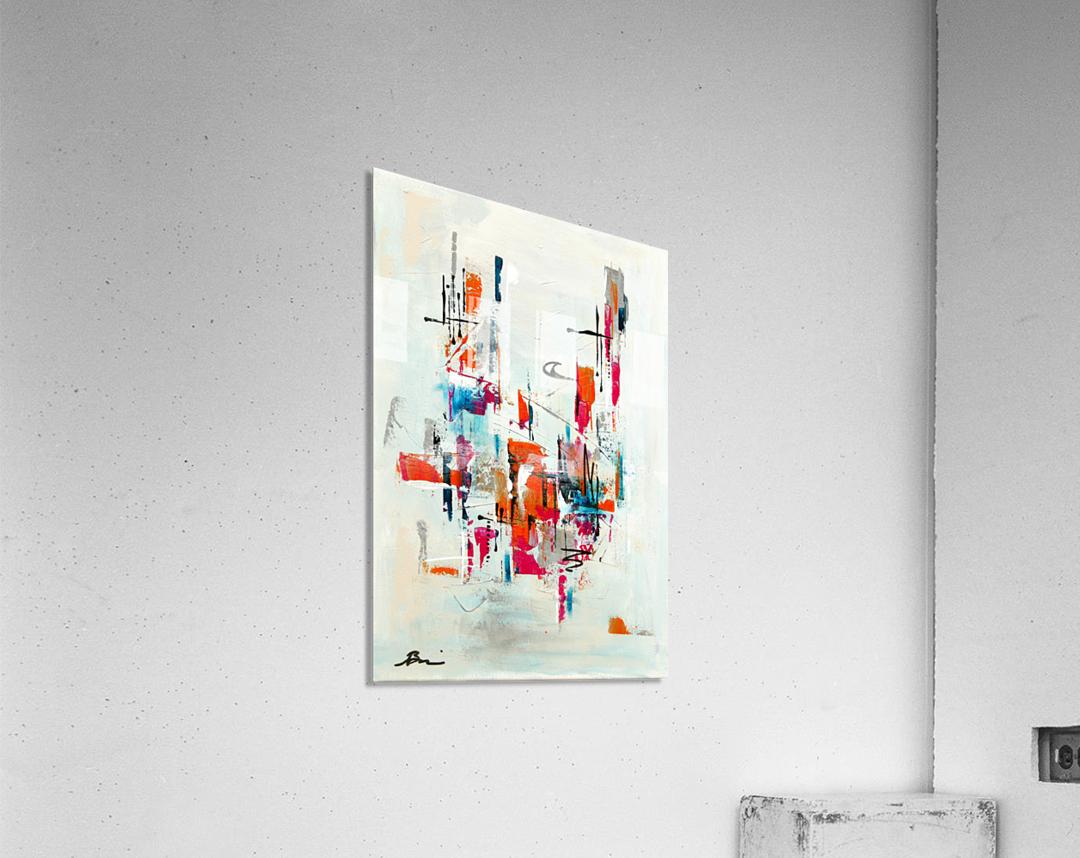 MCM urban VIII  Acrylic Print