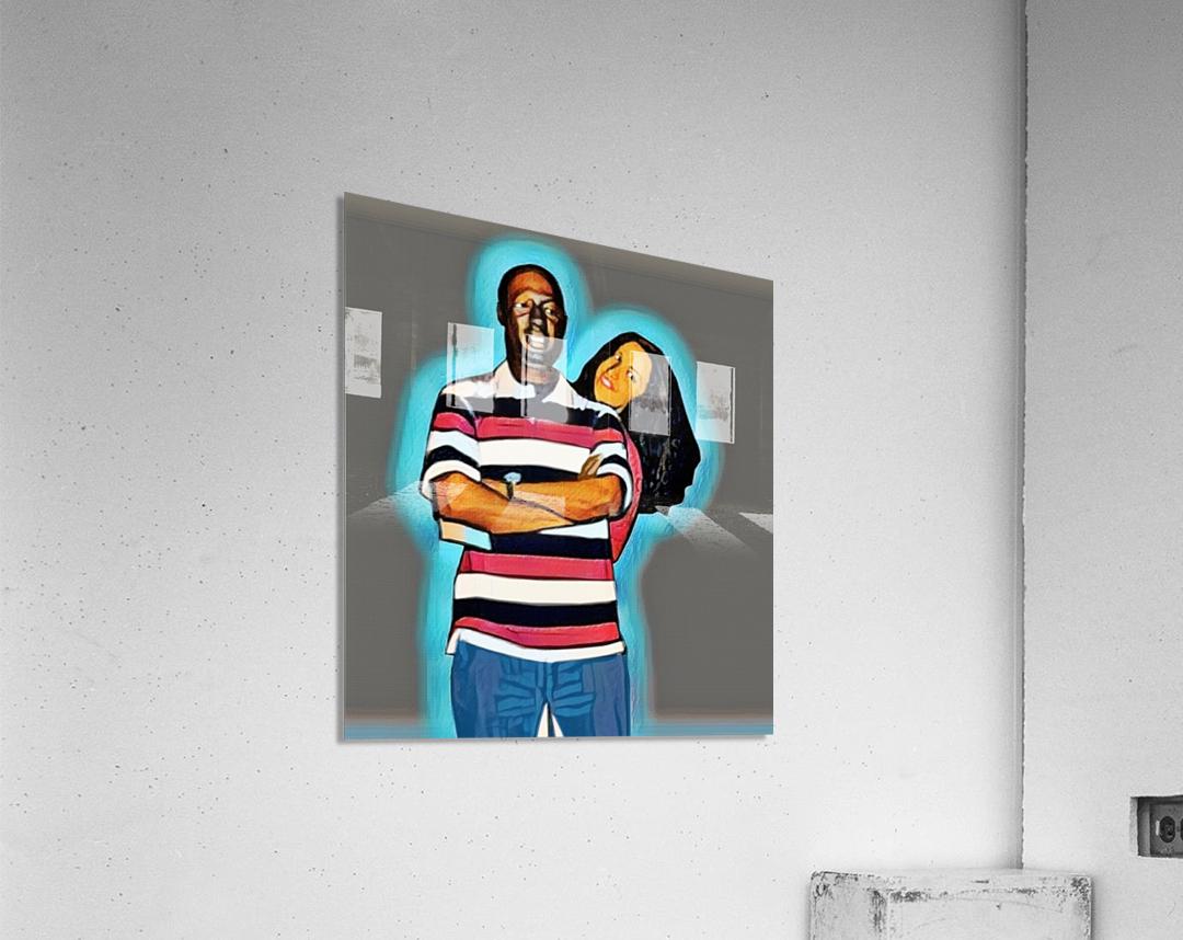 Bubble (2)  Acrylic Print