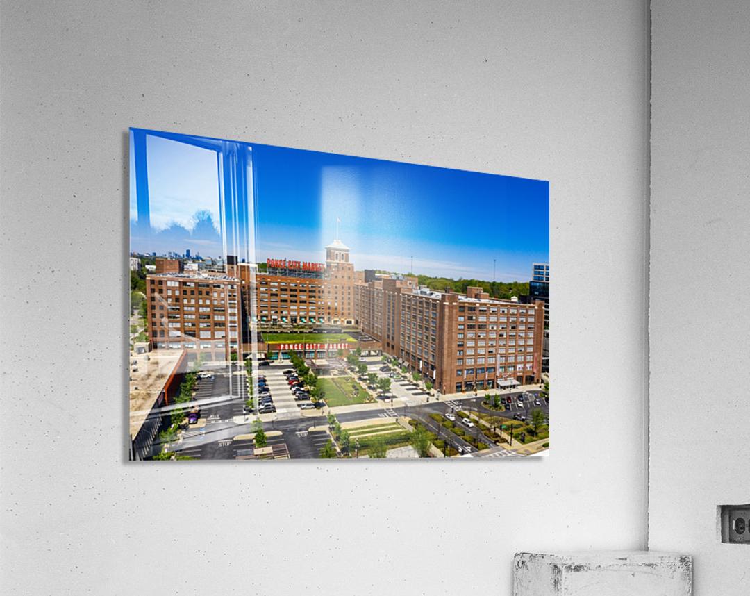Ponce City Market   Atlanta GA 0622  Acrylic Print