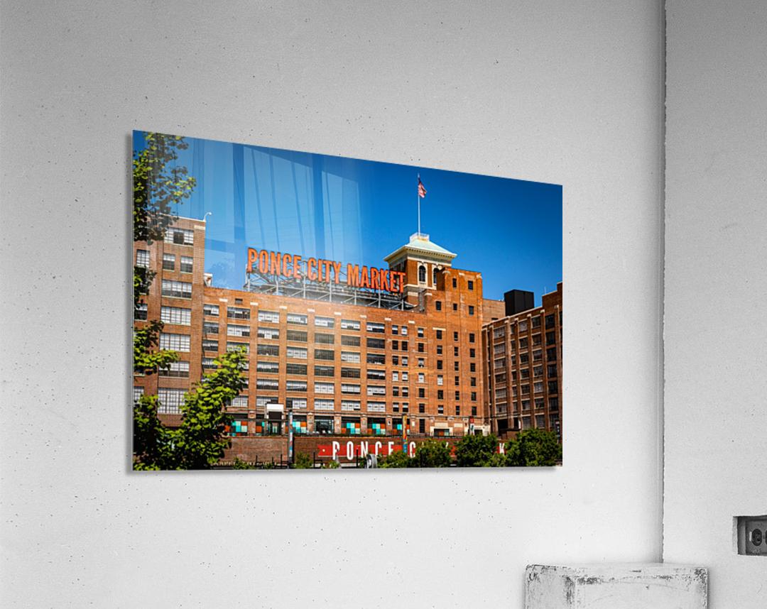 Ponce City Market   Atlanta GA 7045  Acrylic Print
